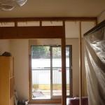 「伏見区K様邸」改装工事。