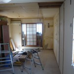 「伏見区K様邸」改装工事