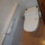 トイレ全面リフォーム終了!!