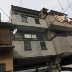 京都市山科区M様邸☆☆外装工事☆☆