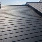 京都市北区M様邸屋根吹き替え工事~瓦からカラーベストに軽量化!京都市の助成金の対象となります~