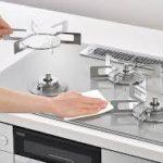 掃除する手前を考える・・・掃除がしやすくなった新型キッチン!
