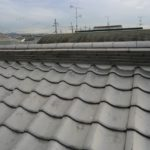 京都府宇治市S様邸瓦屋根補修工事~漆喰はメンテナンスが必要です!漆喰を定期的にメンテナンスすれば瓦の耐久性も◎~