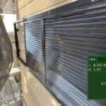 京都市伏見区I様邸外壁、屋根塗装工事・内部改修工事!外部の付帯部塗装の模様をご紹介!雨樋やひさし、雨戸も塗装します!