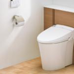 トイレ空間をすっきり!キャビネット付きトイレ リフォレについて