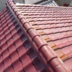 京都市山科区F様邸の屋根瓦の修繕により雨漏れ対策とスーパームキコートで外壁の塗装をしました!