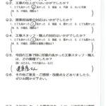 京都市山科区S様よりアンケートのご返信いただきました。